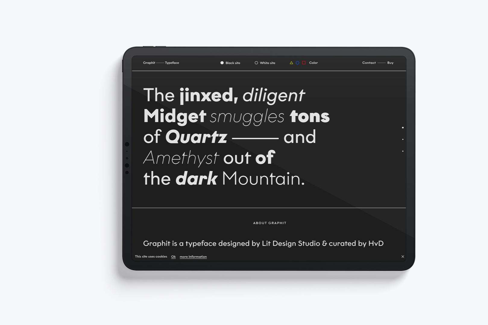 Graphit-Type